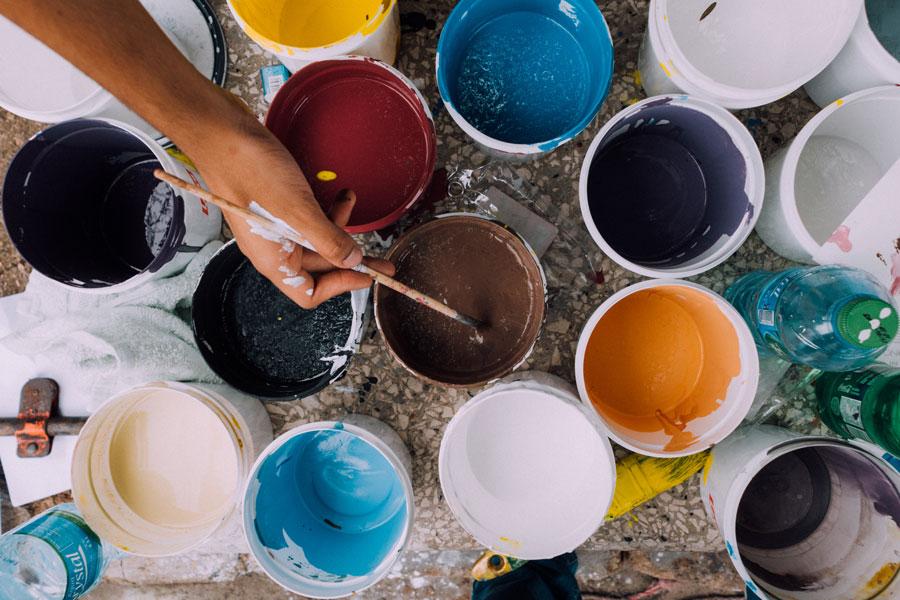 God Paints Pictures