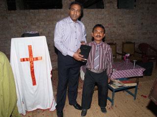 Park Praise Publications Bible distribution in Pakistan