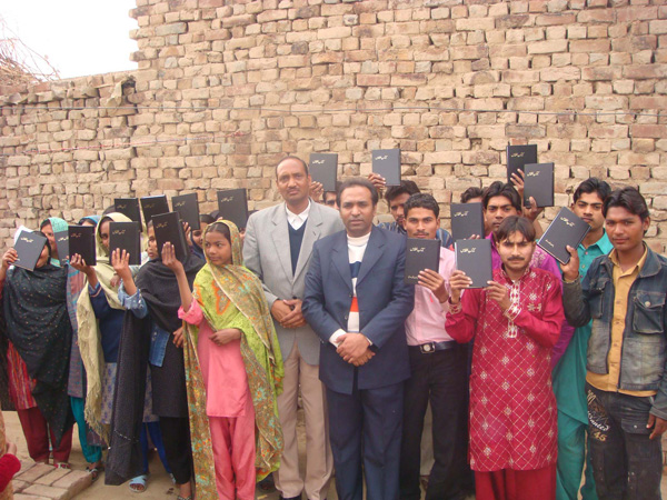 Park Praise Publications Outreach Efforts in Pakistan