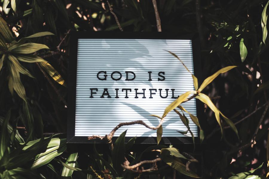 Faith (Part 1) by Park Praise Publications