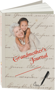 My Grandmother's Journal by Peggy Park