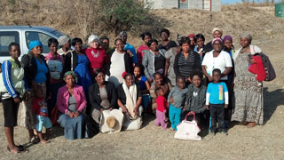 Swaziland Conference Participants with Park Praise Publications