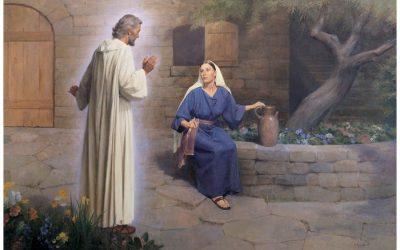 Mary's Example