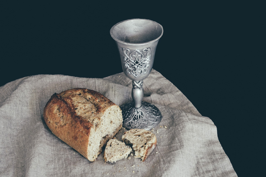 Pursuing Jesus through Communion by Peggy Park