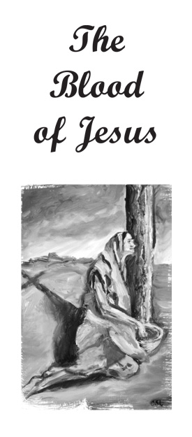 The Blood of Jesus Brochure by Park Praise Publications